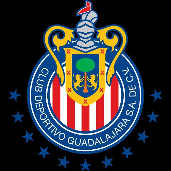 Logo Klub Sepakbola Guadalajara PNG