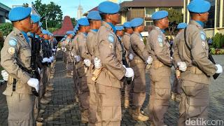 Tanggapan Polri Terkait Tuduhan Penyelundupan Senjata : Saya Lihat dari Foto, Itu bukan dari Senjata Kita - Commando