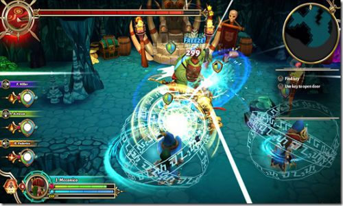 Download Valthirian Arc Hero School Story PC Game Full Version Free
