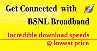 BSNL Medak Fibernet Plans