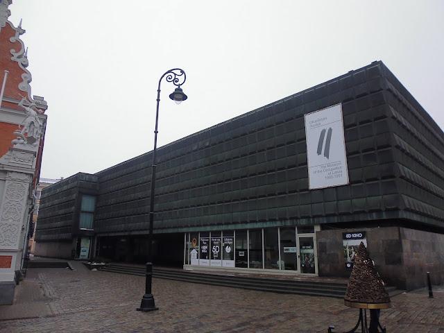 Museo de la Ocupación de Letonia (Riga) (@mibaulviajero)