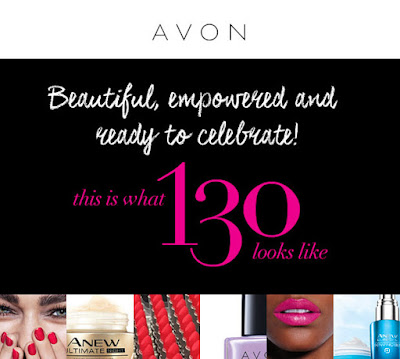 Avon celebrates 130 years in business