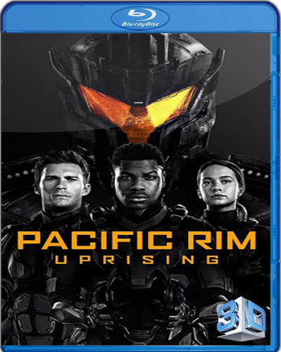 Pacific Rim: Uprising [2018] [BD50] [Latino] [3D]