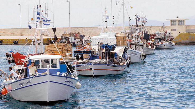 Θα κατεβάσουν τη γαλανόλευκη οι Θρακιώτες αλιείς