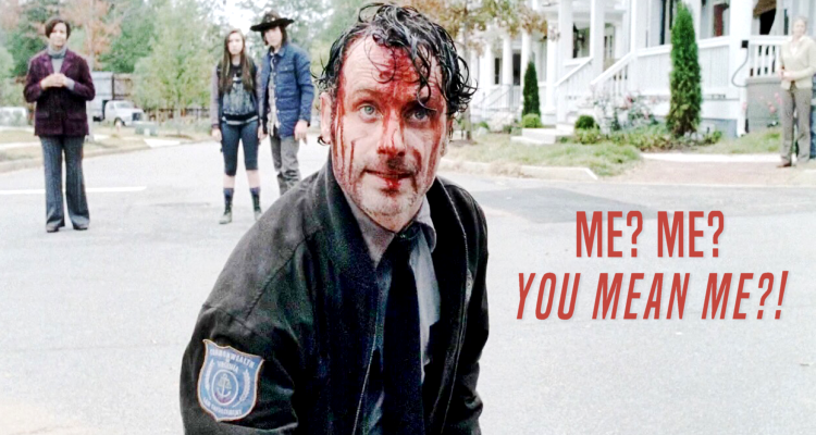 Rick Grimes The Walking Dead Quotes