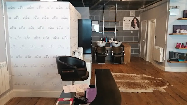 Yorkshire Blow Dry Leeds