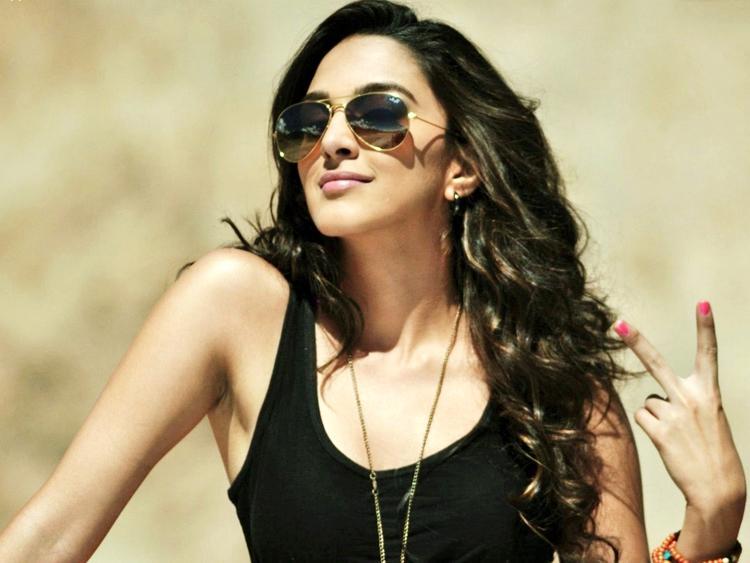 Sexy Kiara Advani's cool photo
