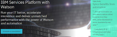 IT Transformation with Watson