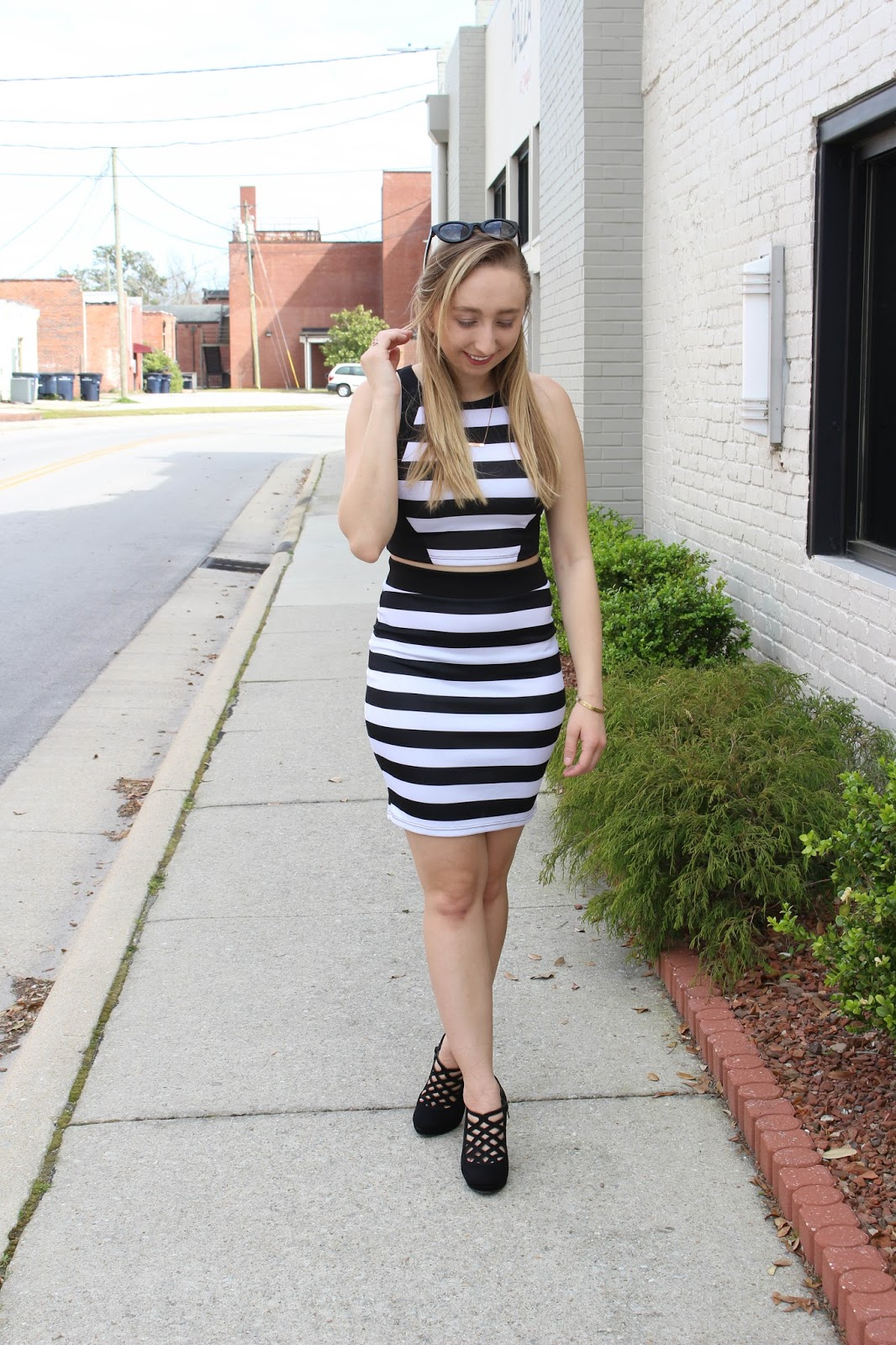 Graduation Outfit Inspiration + Shop Lindsey Vee NEW Collection