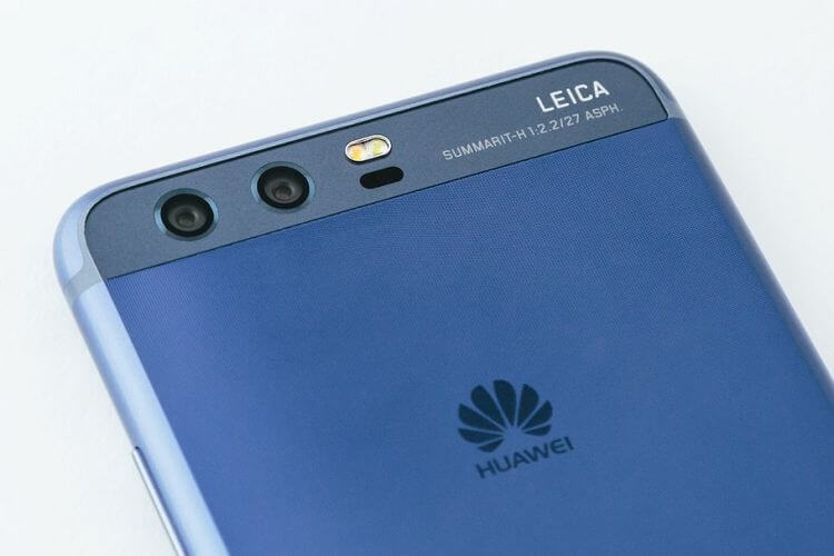 Review Huawei P10: Do Apple and Samsung experience their blue Leica miracle?
