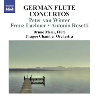 WINTER, P. von: Flute Concertos Nos. 1 and 2