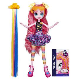 MLP Equestria Girls Rainbow Rocks Rockin' Hairstyle Pinkie Pie Doll