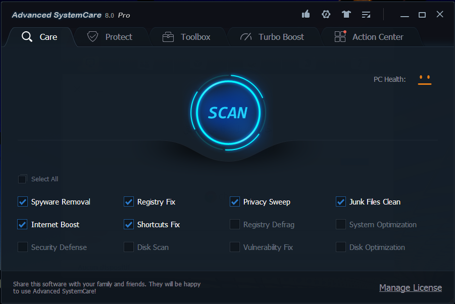 t?l?charger advanced systemcare free pour windows