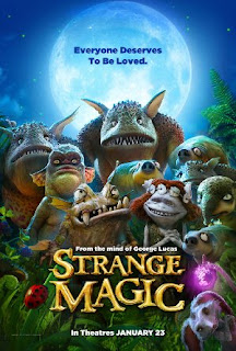 Watch Movie Strange Magic (2015)