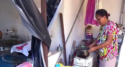 Fogões a lenha e a carvão têm sido a primeira opção para donas de casa no Rio Grande do Norte