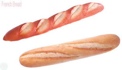 French bread, French bread food