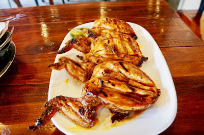 Chicken Pecho Barbecue is also perfect for combo meals