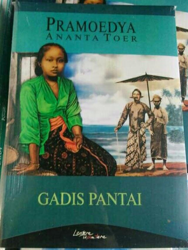 Novel Gadis Pantai: Kisah Santri Rembang dan Seorang Gadis [Dalam Resensi]