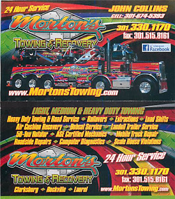 Dayhoff Carroll Online Morton\u0027s Towing and Recovery is the heavy - morton's towing