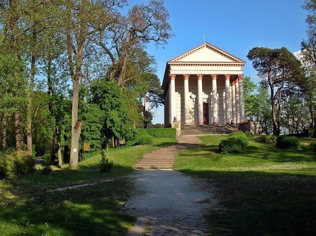 św. Marcelin, divo marcelino, Raczyński, kościoły