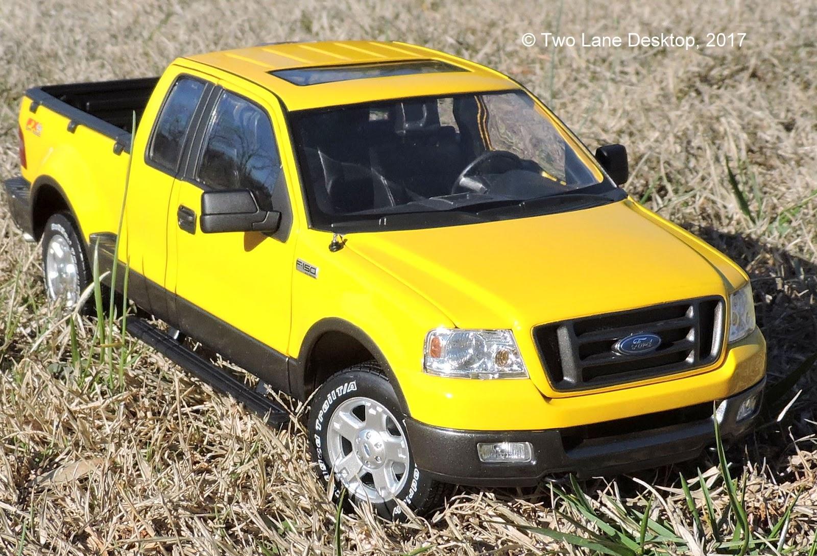 two lane desktop beanstalk 2004 ford f 150 fx4 supercab pickup. Black Bedroom Furniture Sets. Home Design Ideas