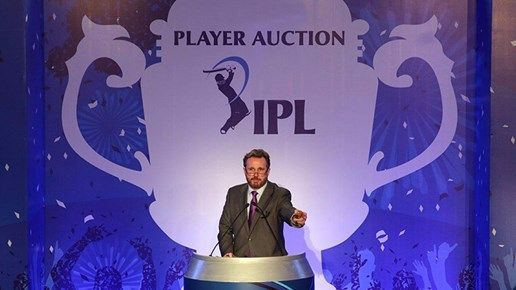 IPL Auction 2017 Live (List of Sold/Unsold Players)