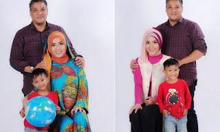renita sukardi dan keluarga
