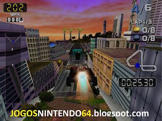 Download - San Francisco Rush 2049 Rom Nintendo 64