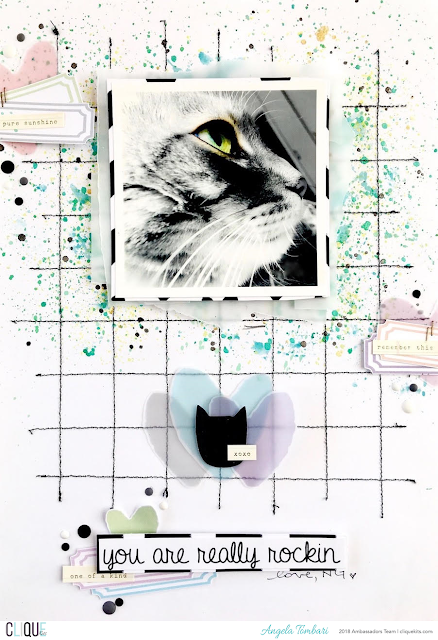 Rocking_Cat_Scrapbook_Layout_Angela_Tombari_01