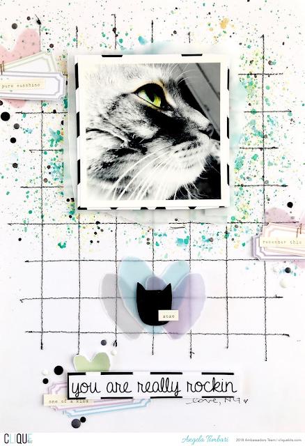 Rocking_Cat_Scrapbook_Layout_Angela_Tombari_01