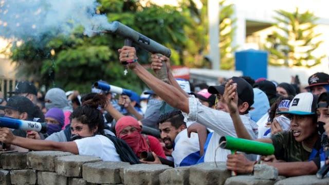 Nicaragua,Ortega
