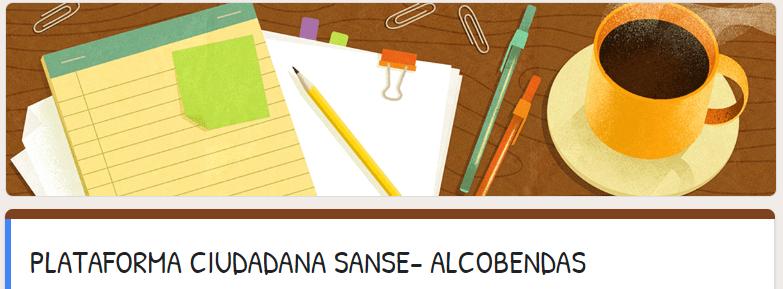 Plataforma Ciudadana Sanse-Alcobendas