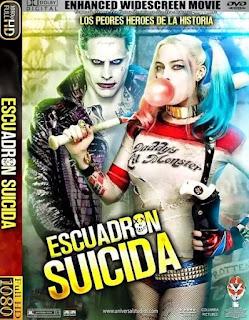 Esquadrão Suicida: Suicide Squad (2016) Blu-Ray 720p Dubaldo