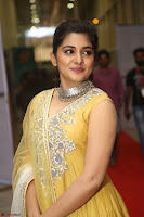 Nivetha Thamos in bright yellow dress at Ninnu Kori pre release function ~  Exclusive (42).JPG