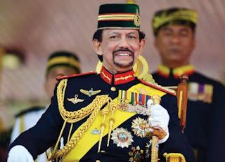 Kepala Negara dan Pemerintahan Brunei Darussalam