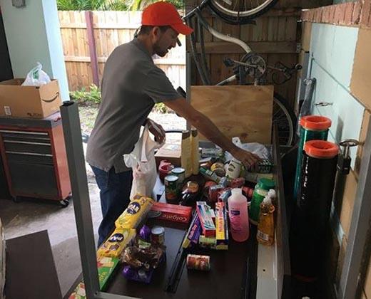 Envíos de alimentos desde EEUU a Venezuela se han triplicado