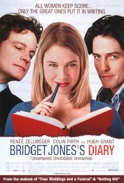 Bridget Jones movie cover