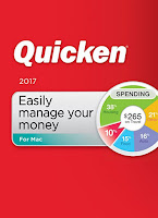 Quicken Money Management Software MAC