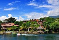 Lokasi Wisata Pulau Samosir