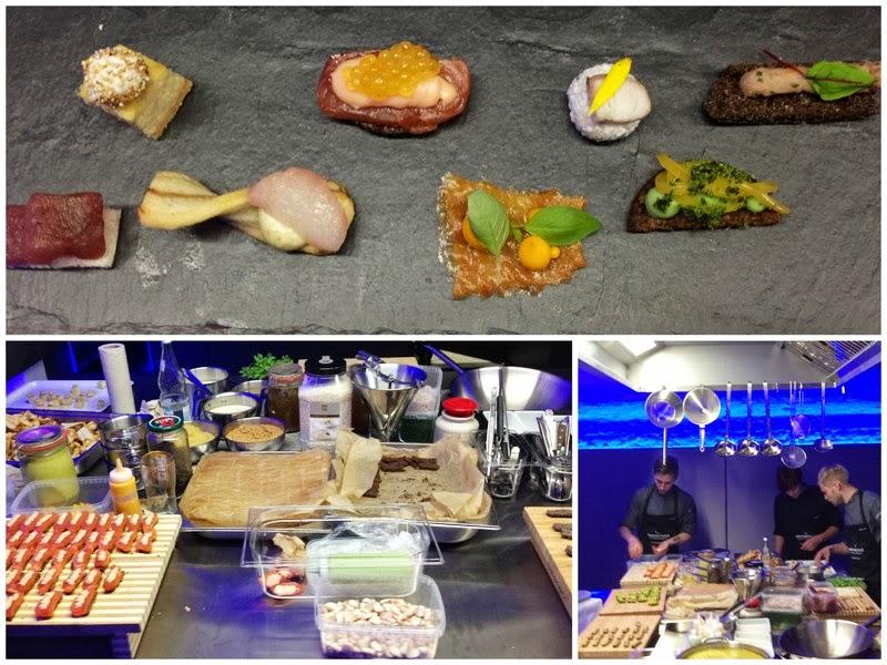 bushcooks kitchen: Oh What A Night! Eröffnung der Andi Schweiger ...