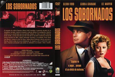 Los sobornados | 1953 | The Big Heat, Cover, Dvd, Carátula