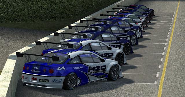 Carros da H2O para o GT3 Challenge são apresentados Lfs_00000031