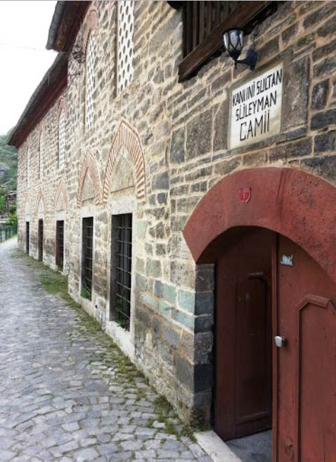 Kanuni Sultan Süleyman Cami (Yeni Cami) - Foto 3