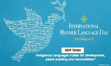 International Mother Language Day 21 February - Theme and Notes