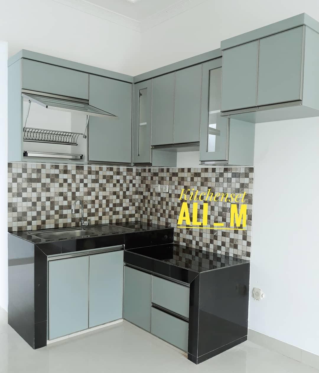 Jual Kitchenset Minimalis Murah Depok Jasa Kitchen Set