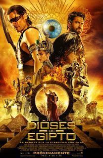 Gods of Egypt / Dioses de Egipto