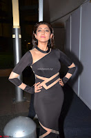 Pranitha Subhash in a skin tight backless brown gown at 64th Jio Filmfare Awards South ~  Exclusive 078.JPG