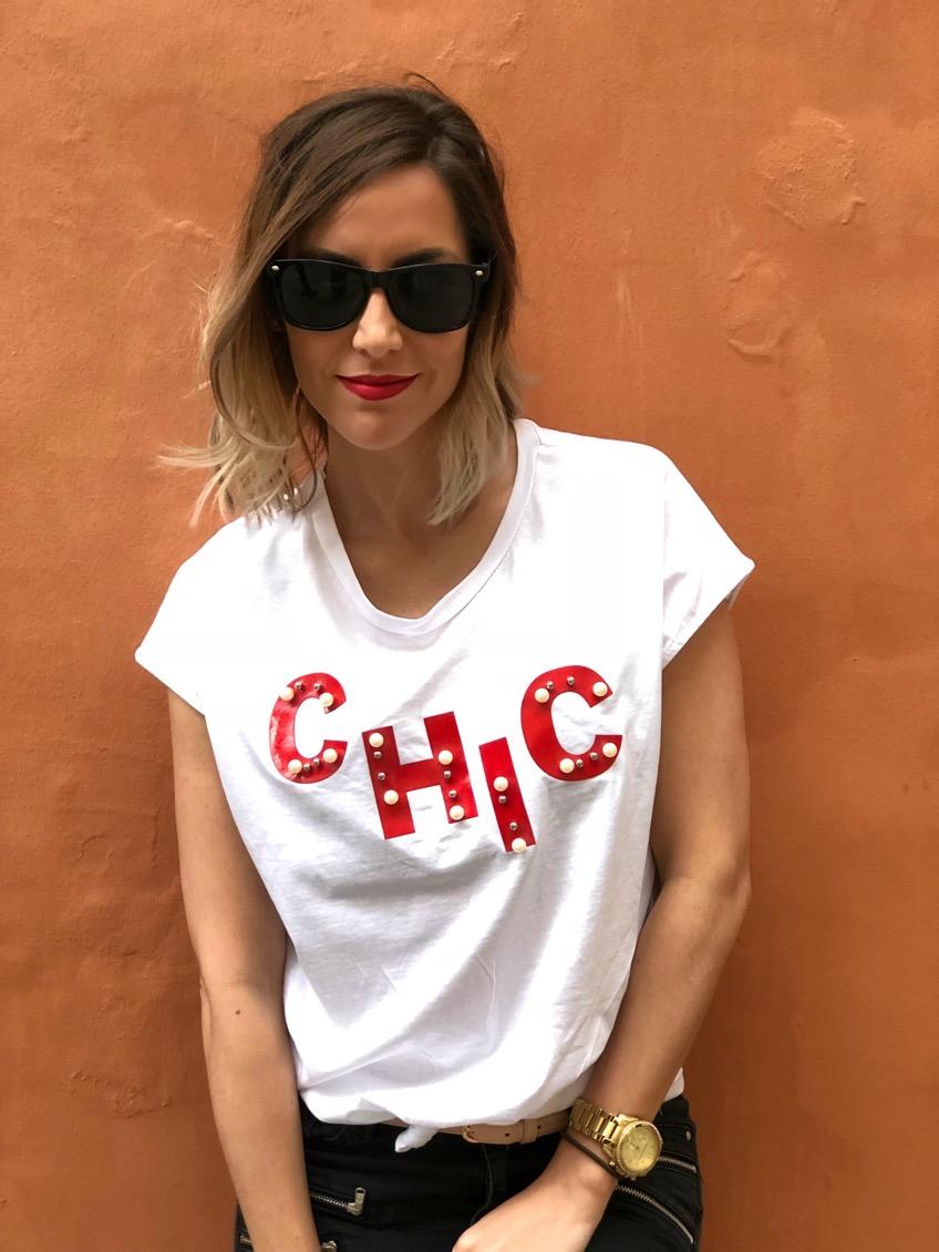 Fitness And Chicness-Vestido Camiseta Chic Vestido y Tacon-2