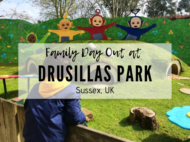 Drusillas Park in Sussex