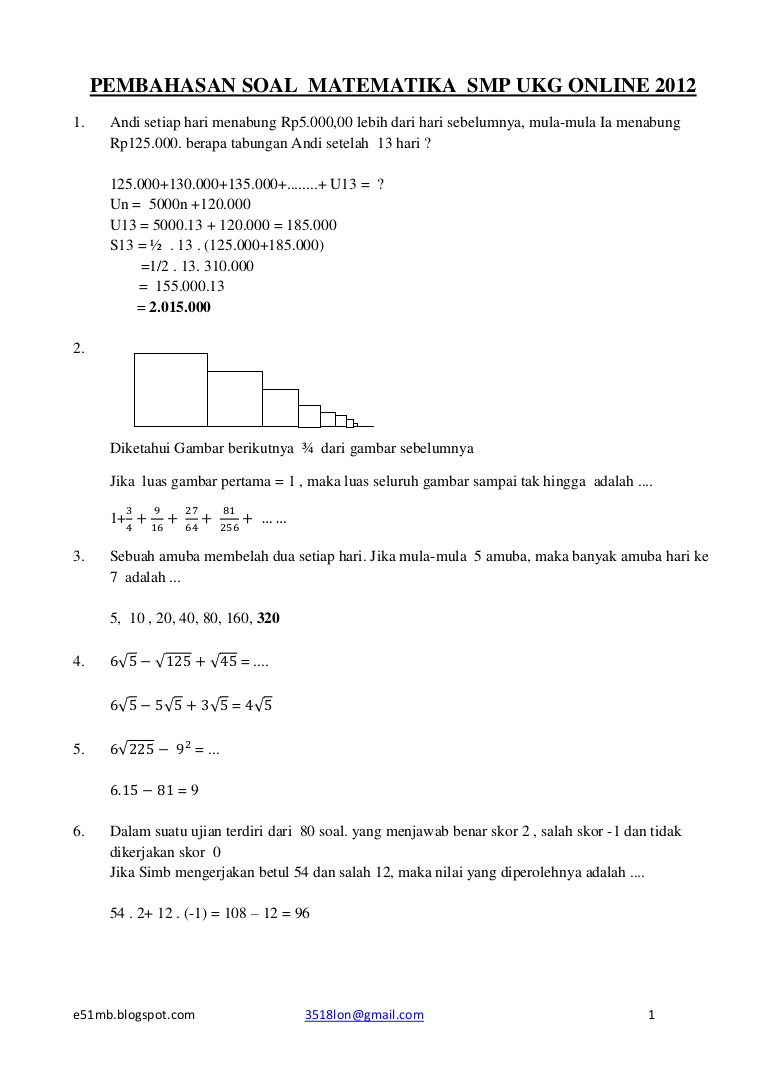 Contoh Soal Ukg Sd Kelas Tinggi : contoh, kelas, tinggi, Kelas, Tinggi, Kunci, Jawaban, Galeri